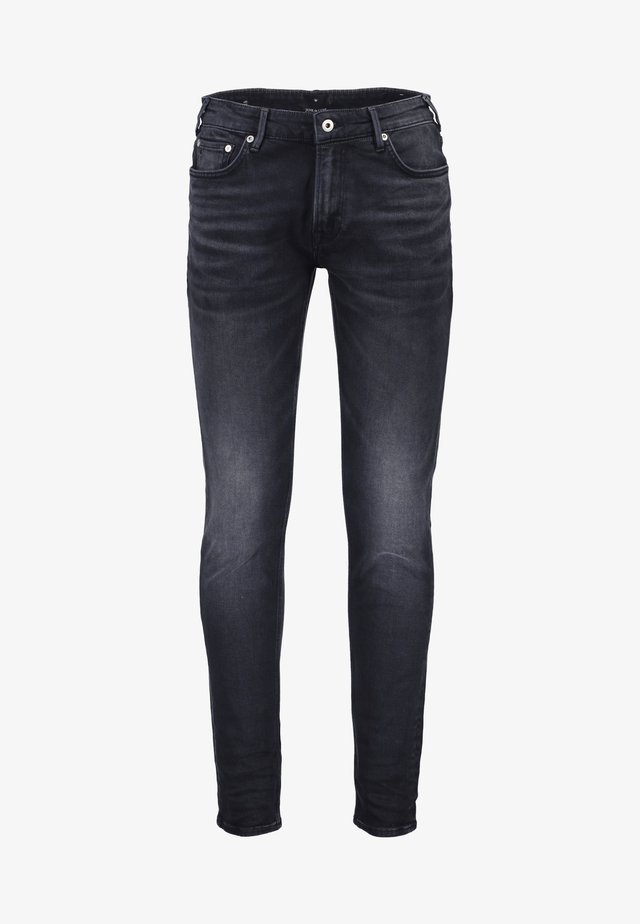 Slim fit jeans - wash black