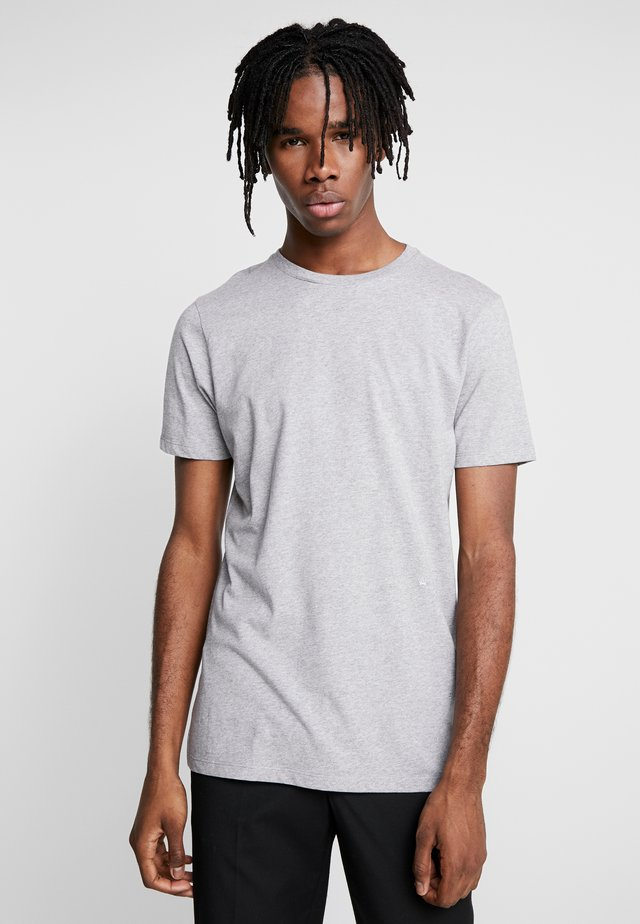TEE - Basic T-shirt - grey