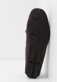 Just Cavalli - Moccasins - dark brown - 4