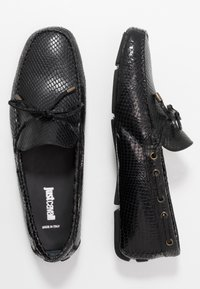 Just Cavalli - Mokasíny - black - 1
