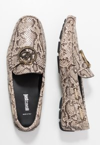 Just Cavalli - Loafers - lead grey - 1