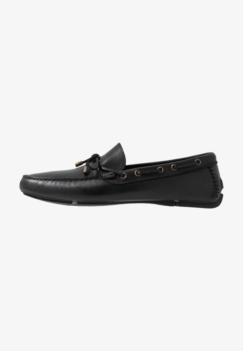 Just Cavalli - Mokkasiinit - black