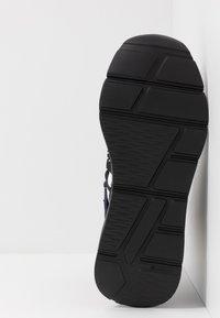 Just Cavalli - Sneakers alte - black/white - 4