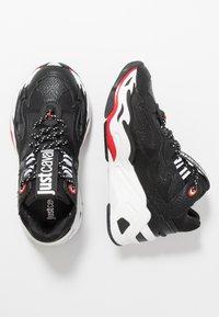 Just Cavalli - Sneaker low - black - 1