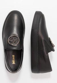 Just Cavalli - Slip-ons - black - 1