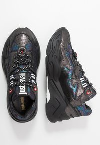 Just Cavalli - Sneakers laag - black - 1