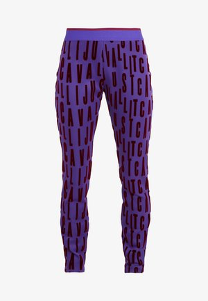 Leggings - Hosen - bordeaux