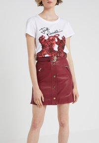Just Cavalli - GONNA - Minirock - red - 0