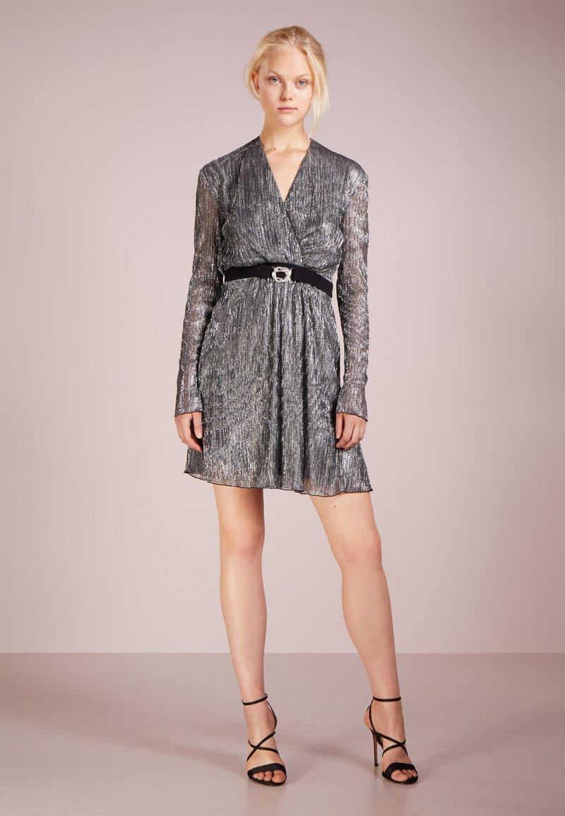 Just Cavalli - Cocktailkleid/festliches Kleid - silver