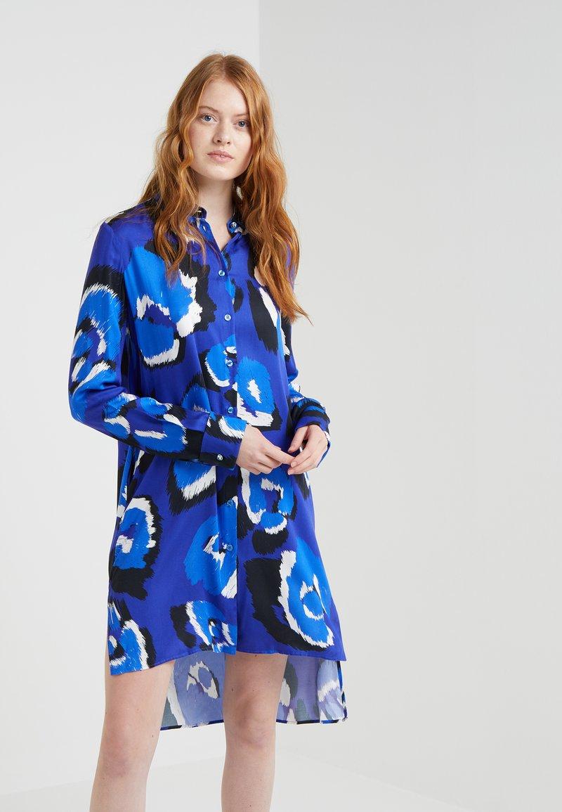 Just Cavalli - Blusenkleid - blue