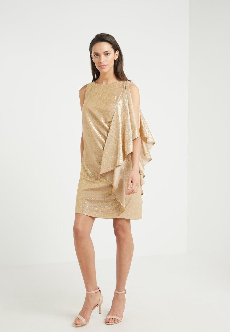 Just Cavalli - Cocktail dress / Party dress - gold