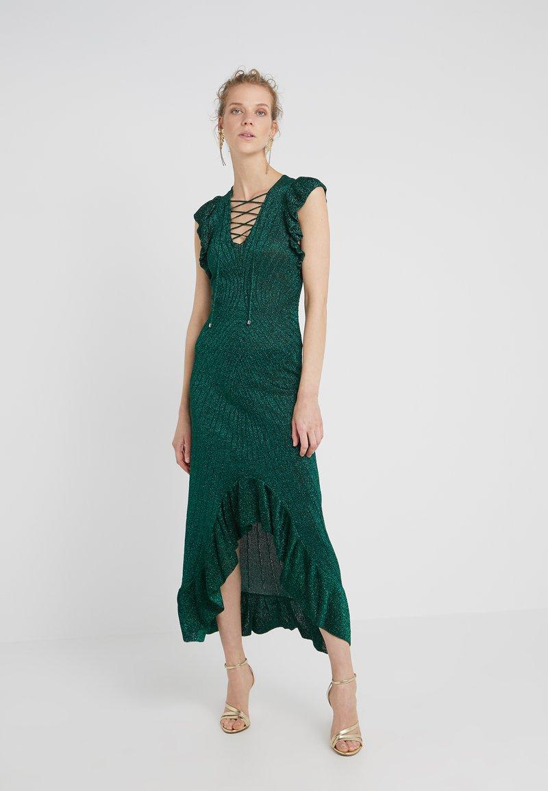 Just Cavalli - Strickkleid - dark green
