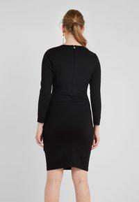 Just Cavalli - VESTITO - Pouzdrové šaty - black - 2