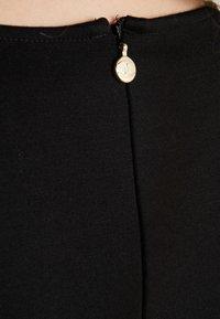 Just Cavalli - VESTITO - Pouzdrové šaty - black - 3