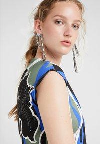 Just Cavalli - VESTITO - Pouzdrové šaty - print - 3