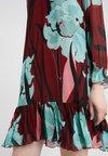 Just Cavalli - VESTITO - Day dress - bordeaux