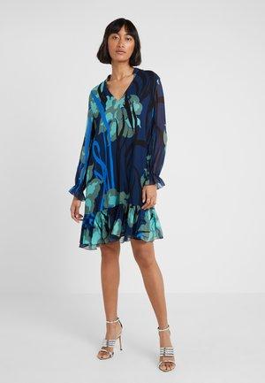 VESTITO - Korte jurk - blue