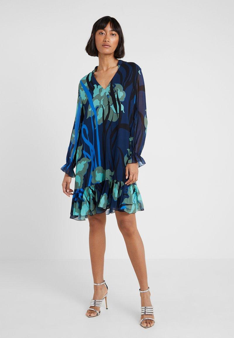 Just Cavalli - Day dress − blue