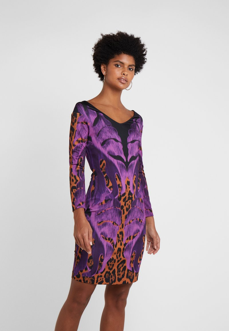 Just Cavalli - Cocktailkleid/festliches Kleid - purple