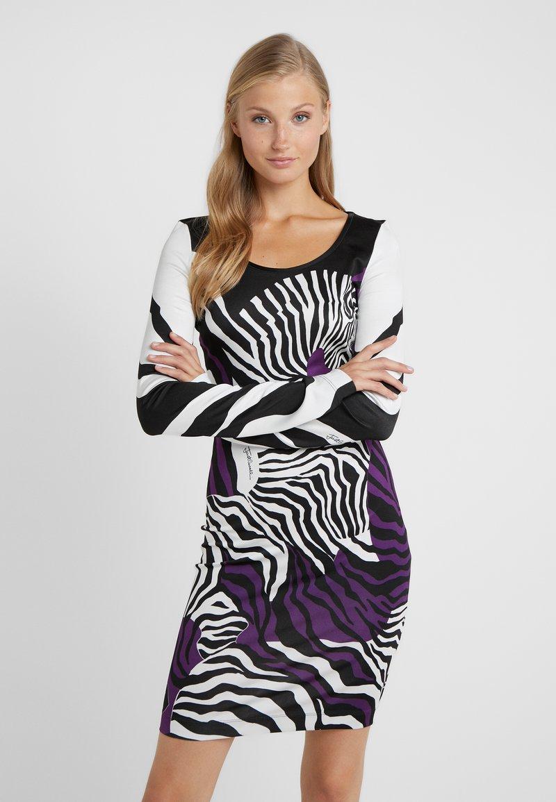 Just Cavalli - Shift dress - purple