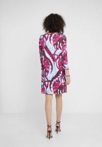 Just Cavalli - Žerzejové šaty - bordeaux variant - 2