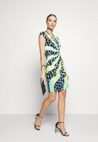 Just Cavalli - DRESS - Etui-jurk - uranus variant - 1