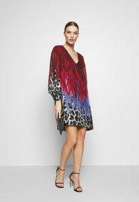 Just Cavalli - DRESS - Korte jurk - mars variant - 1