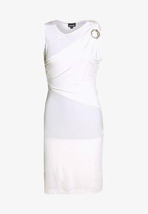 Etui-jurk - white