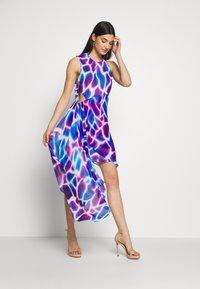 Just Cavalli - Koktejlové šaty/ šaty na párty - blue/magenta variant - 0