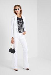 Just Cavalli - T-shirt print - black - 1