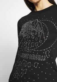 Just Cavalli - T-shirt print - black - 4