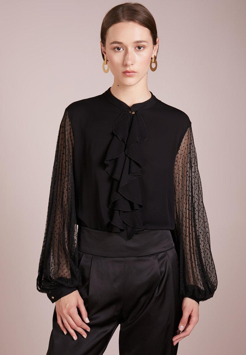 Just Cavalli - LACE - Blouse - black