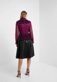 Just Cavalli - Bluse - magenta purple - 2