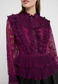 Just Cavalli - Bluse - magenta purple - 6