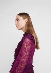 Just Cavalli - Bluse - magenta purple - 4
