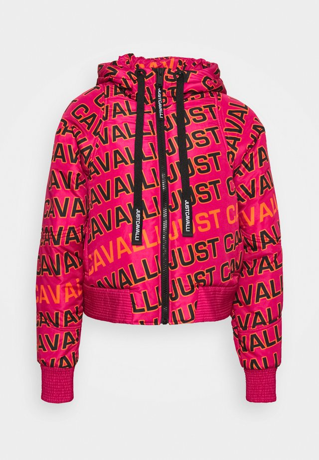 Winter jacket - magenta variant
