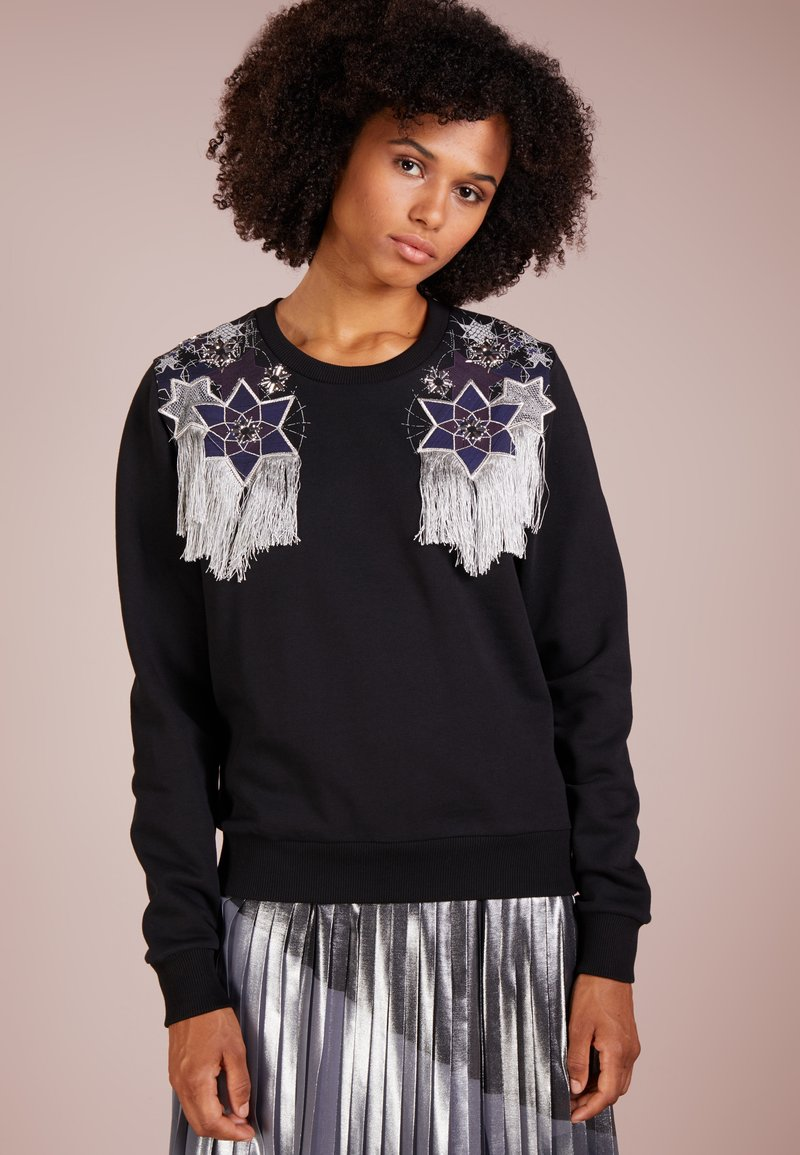 Just Cavalli - Sweatshirt - black