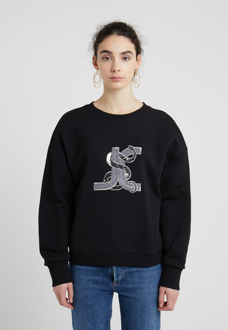 Just Cavalli - Sweatshirt - black