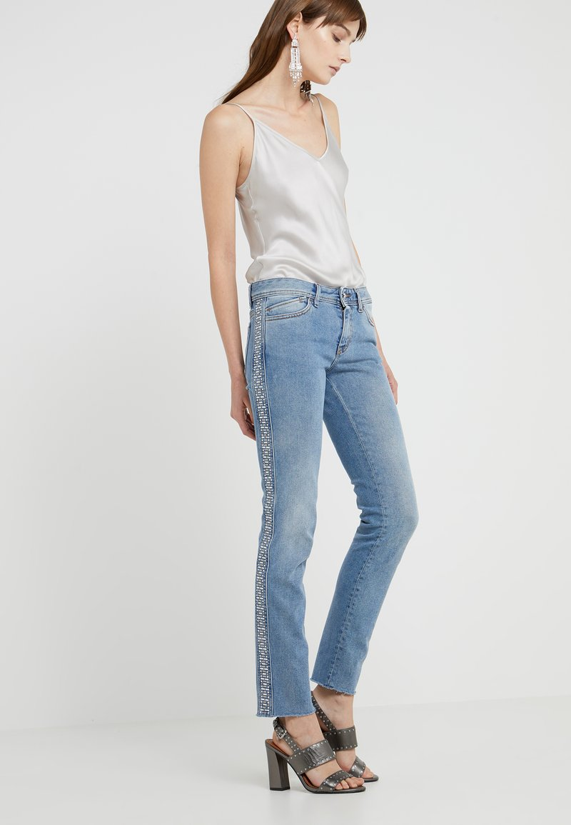 Just Cavalli - Jeans Skinny Fit - blue denim