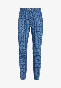 Just Cavalli - LA PANTALONE - Slim fit jeans - denim - 3