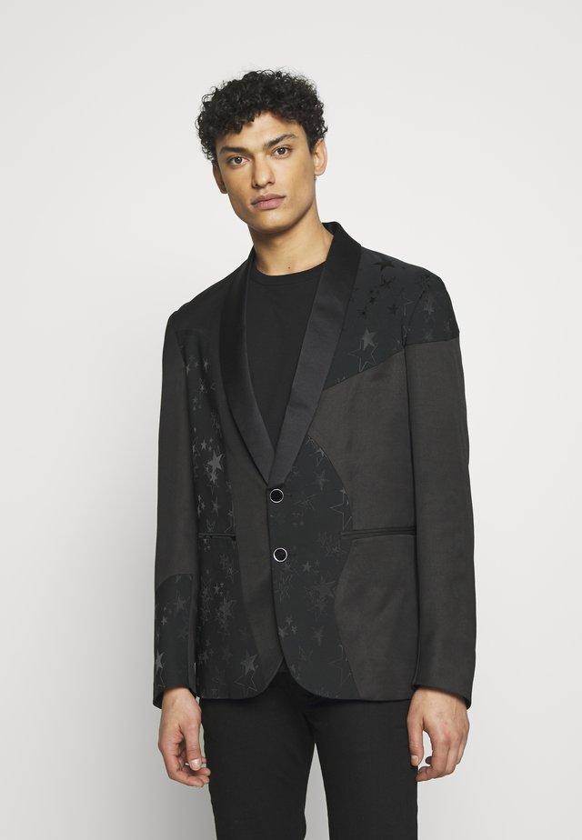 JACKET STARS - Blazer jacket - black