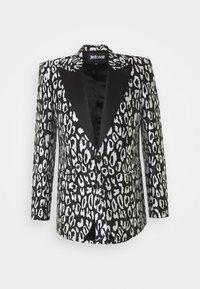 Just Cavalli - GIACCA - Giacca elegante - black/white - 0
