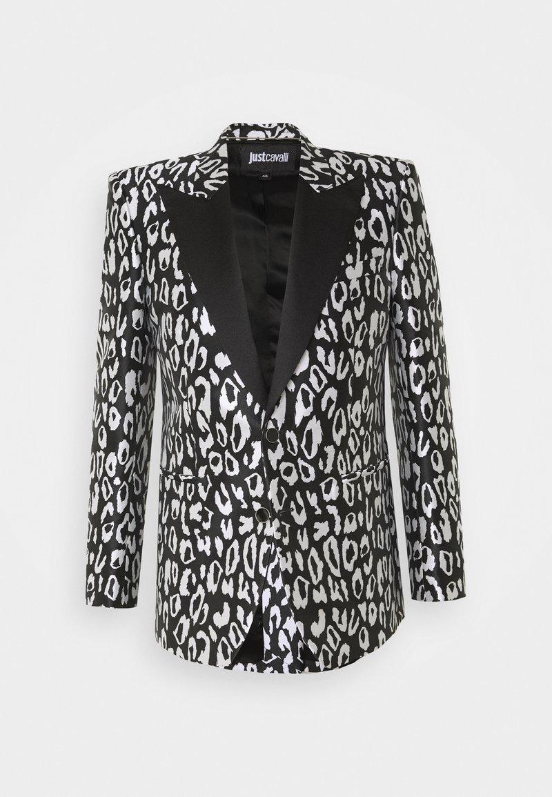 Just Cavalli - GIACCA - Giacca elegante - black/white