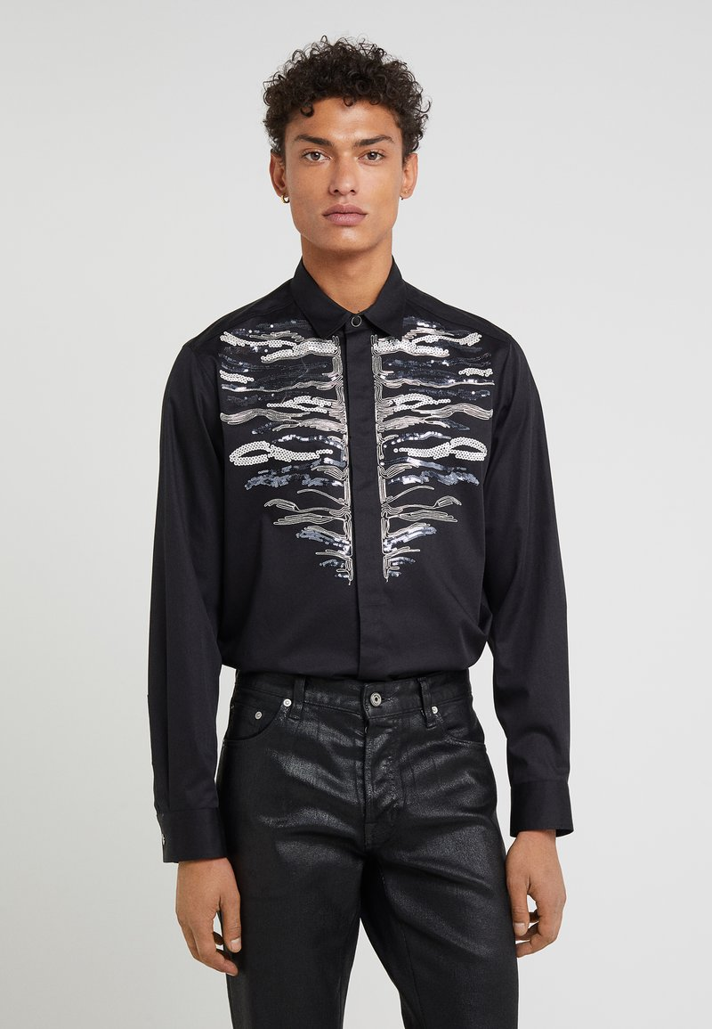 Just Cavalli - Hemd - black