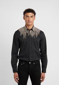 Just Cavalli - Shirt - black - 0