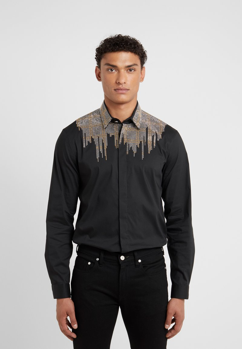 Just Cavalli - Shirt - black