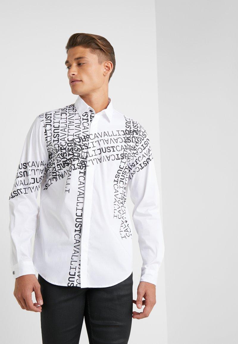 Just Cavalli - Hemd - white