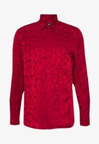 Just Cavalli - ANIMAL PATTERN SHIRT - Shirt - red - 4
