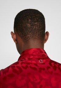 Just Cavalli - ANIMAL PATTERN SHIRT - Shirt - red - 3