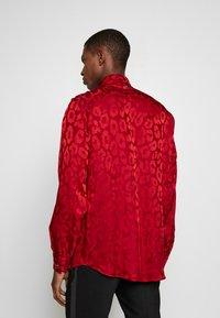 Just Cavalli - ANIMAL PATTERN SHIRT - Shirt - red - 2